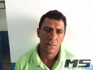 Mata Grande: Gari é preso após se envolver em acidente com carro na frente da delegacia de Mata Grande