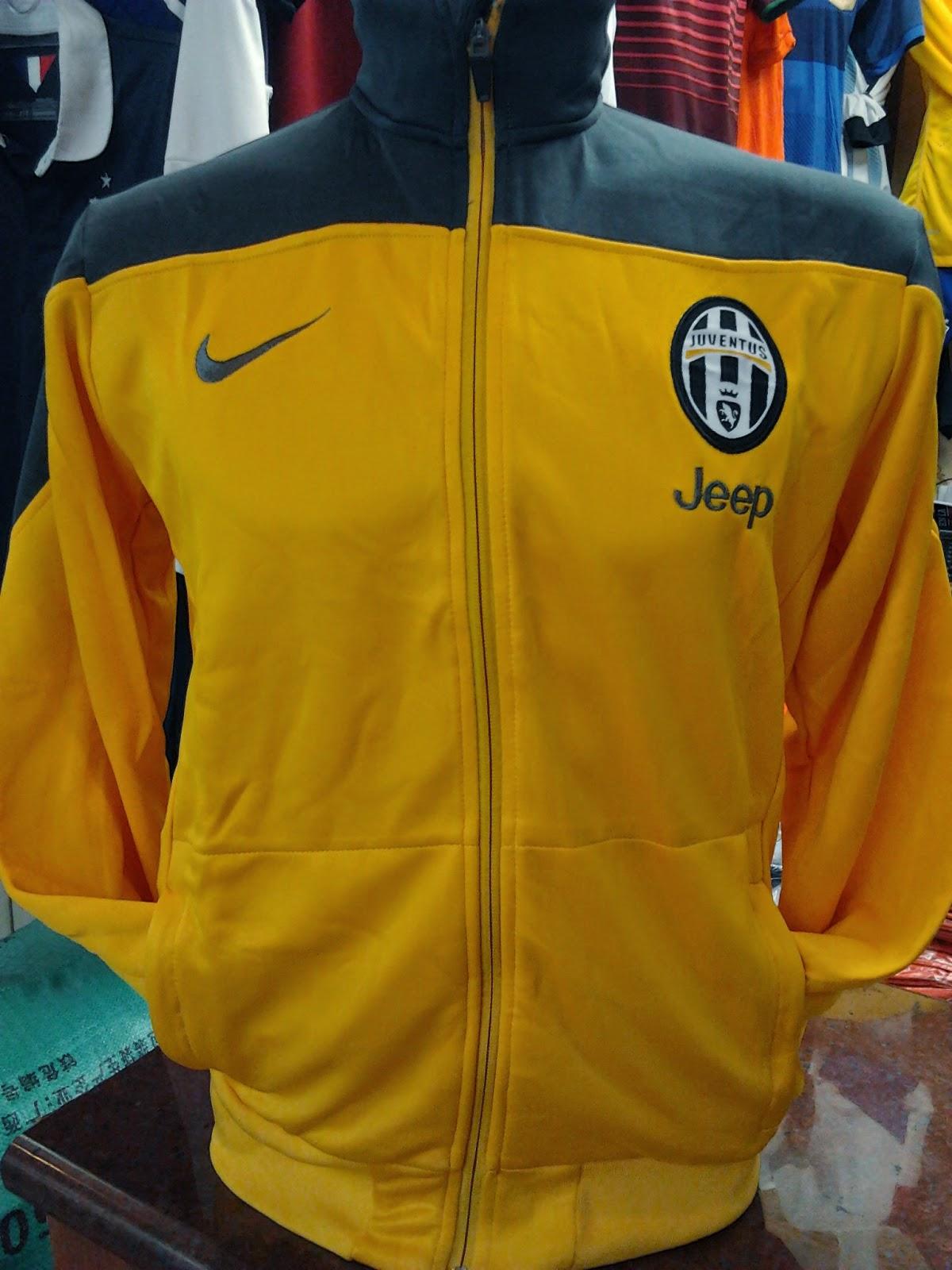 Jual Jaket Juventus Sideline Murah