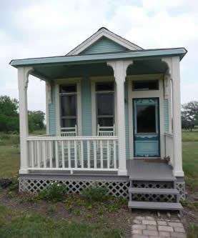 practical living tiny texas houses