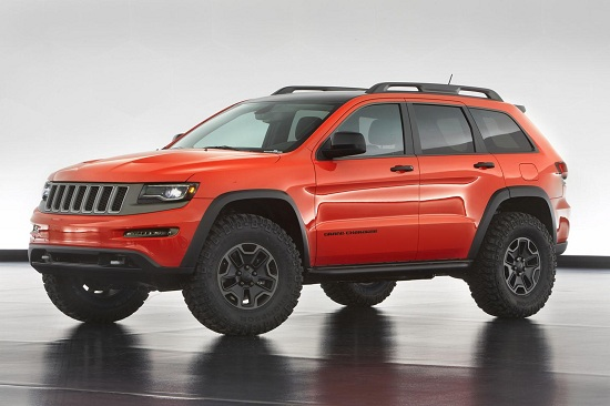 Grand Cherokee Trailhawk II
