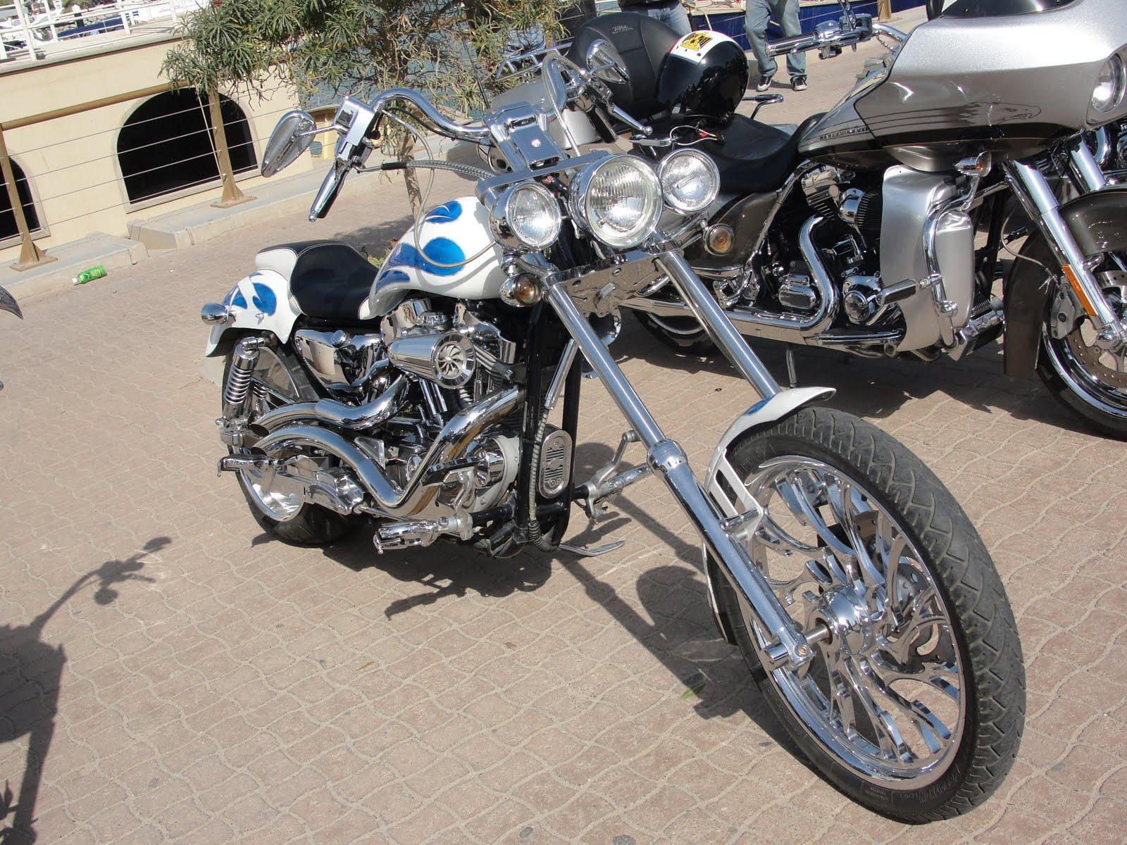 Yamaha Motorcycles Showroom In Kuwait