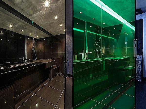 Monochrome Chic Interior For Modern Apartment