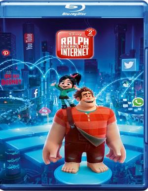 Ralph Breaks the Internet 2018 BRRip BluRay 720p 1080p