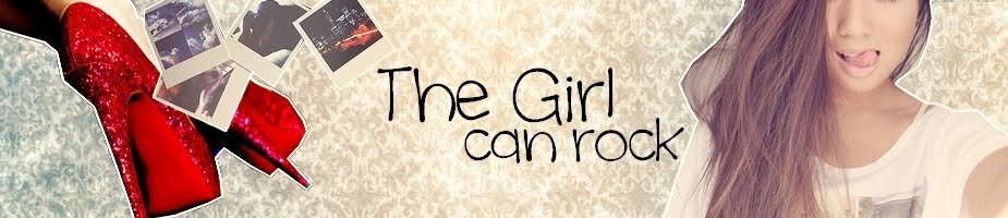 the girl can rock