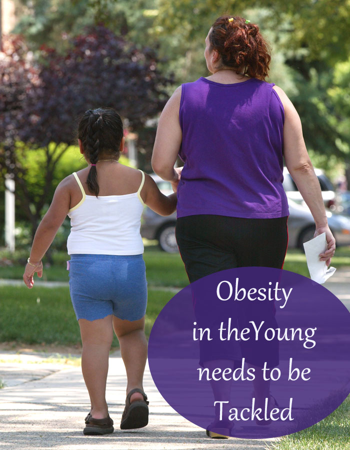 Obesity in the Young needs to be Tackled