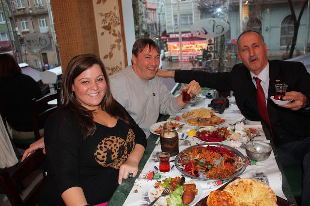 Sur Ocakbasi, Istanbul
