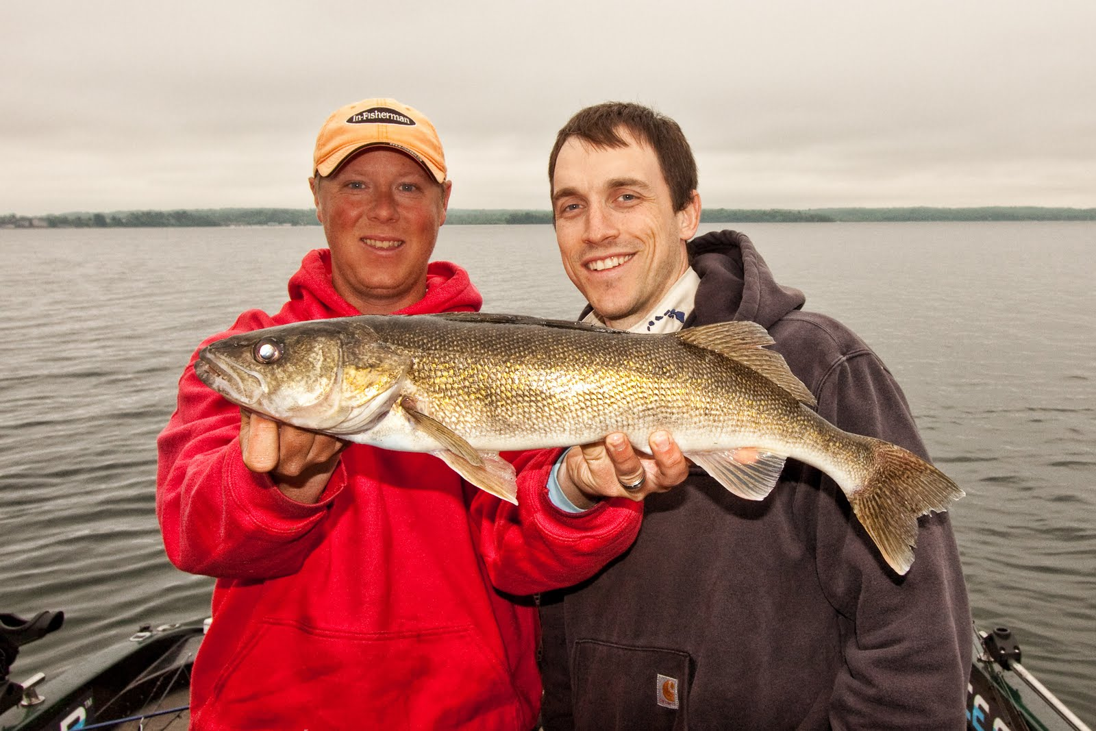 Leisure outdoor adventures leech lake walleye fishing guide for Leech lake fishing