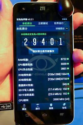 Andromax V (ZTE N986)