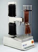 analizador de textura con medidor pelo