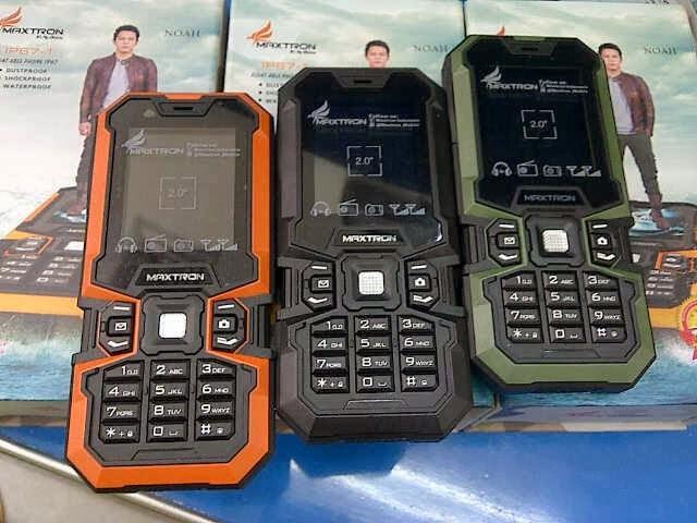 Daftar Harga Handphone MAXTRON IP67-1