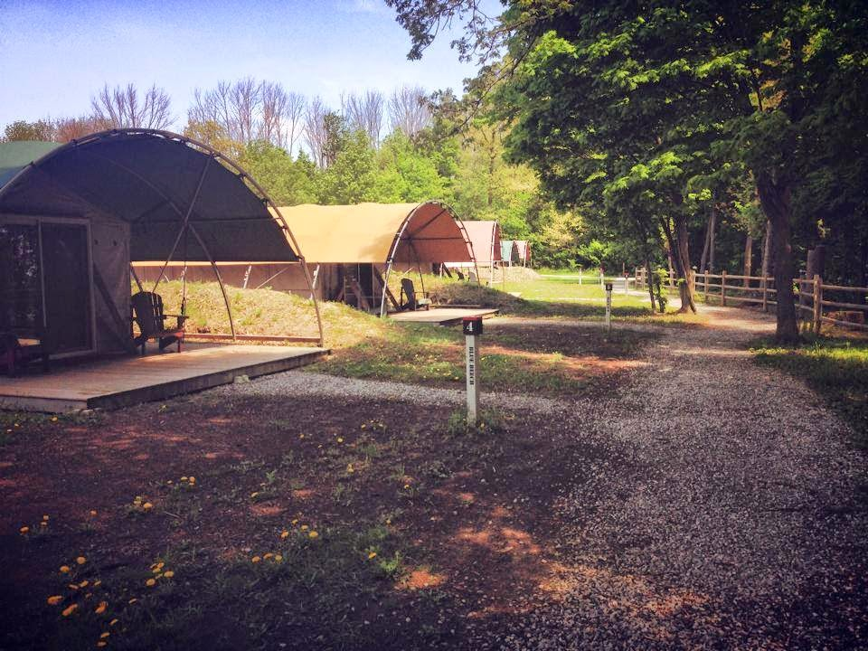 Path of Wilderness Suites at Long Point Eco Adventures
