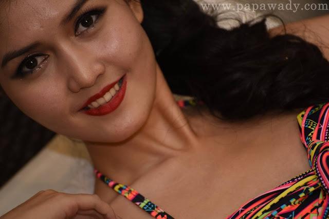 Myanmar Zun Than Sin - LBMA Day 1 Swimsuit Live TV Broadcasting Q Photos