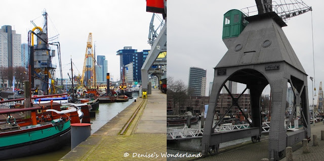 Maritime Musuem Rotterdam