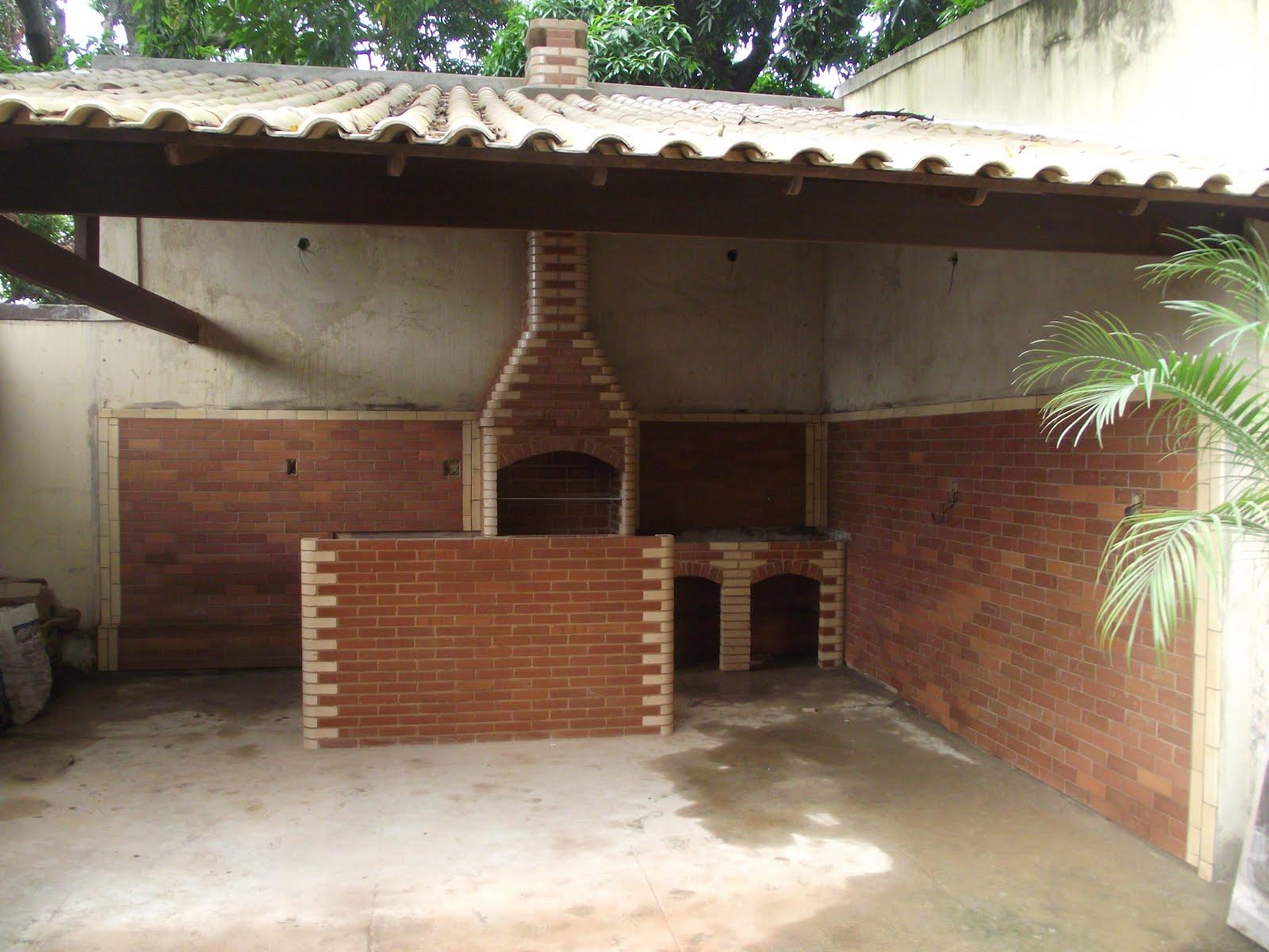 Super Ayres Fontes Churrasqueiras e Telhados Coloniais: churrasqueira  ZD04
