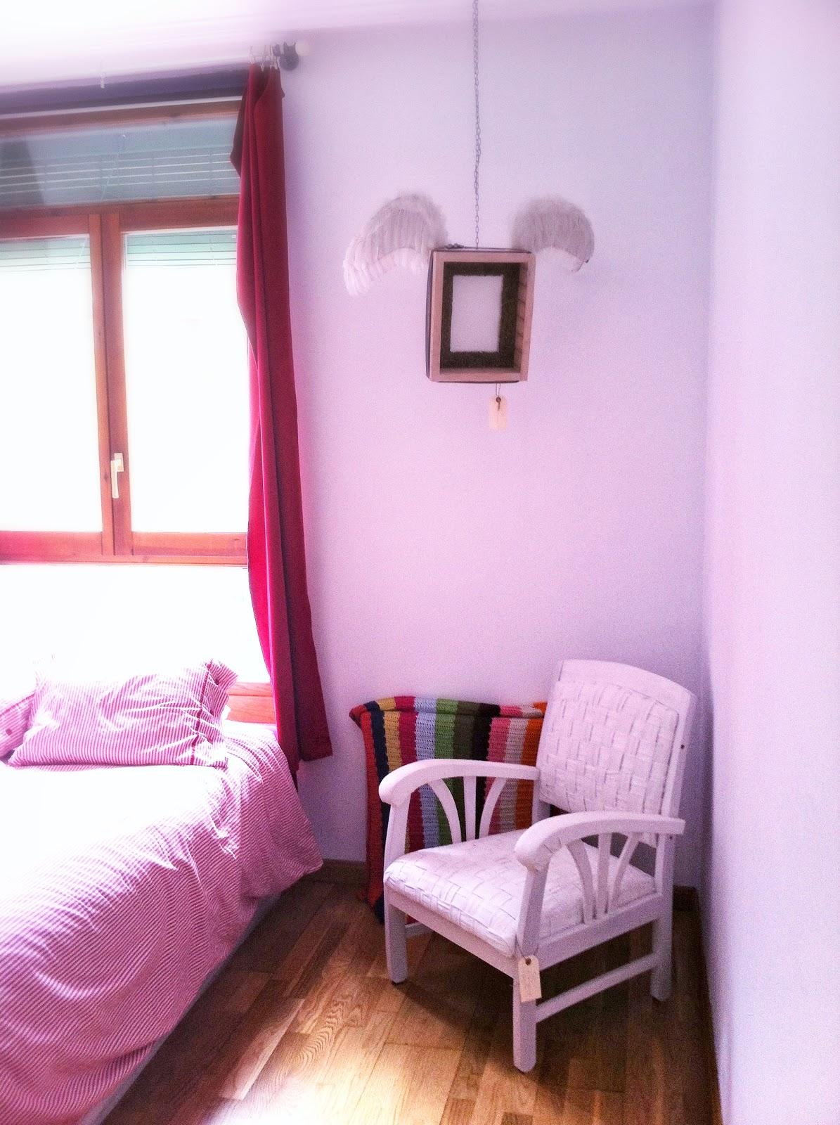 Este es el nuevo hogar de La Butaca de la Abuela, está muy contenta