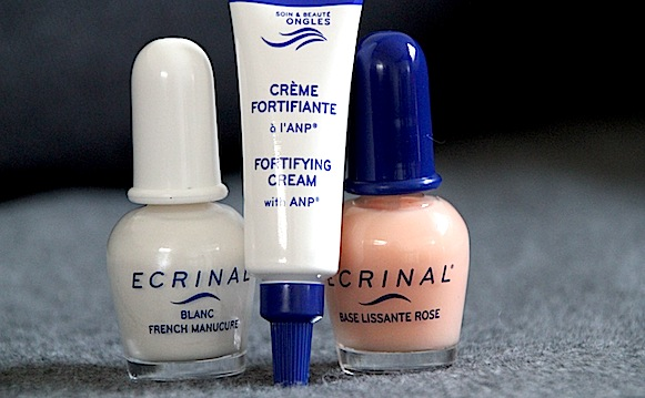 soins ongles ecrinal