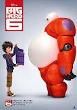 大英雄聯盟/大英雄天團(Big Hero 6)poster