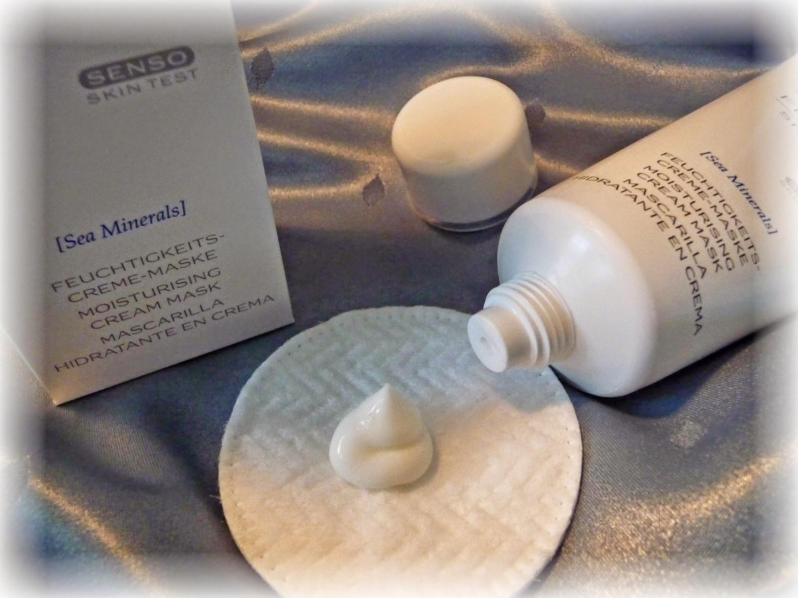 La mer Cosmetics Cuxhaven Feuchtigkeits-Creme-Maske