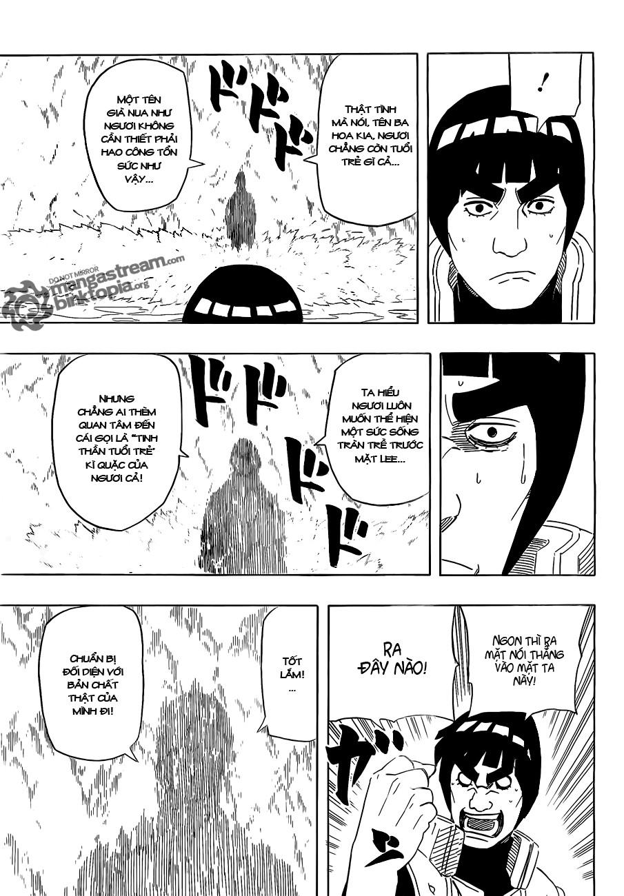 Naruto chap 505 Trang 15 - Mangak.info
