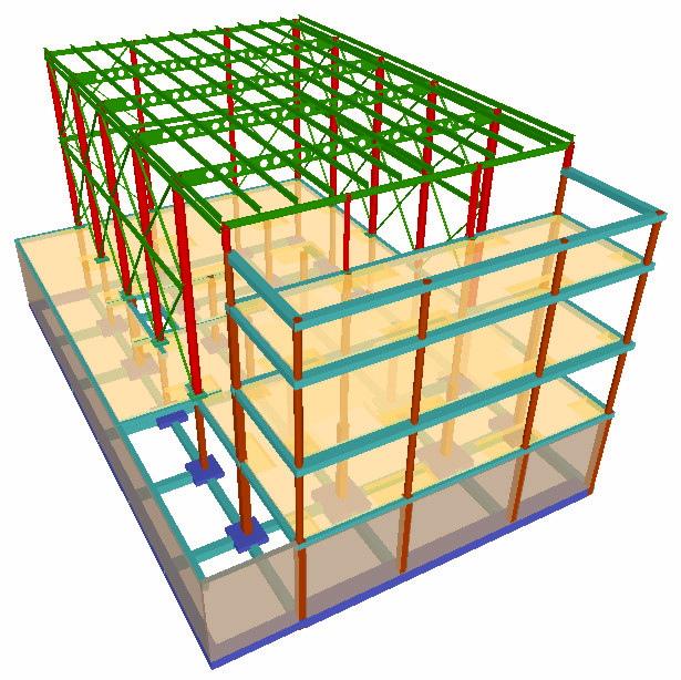 Estudio arquinur rodr guez gonz lez s l p servicios for Estructuras arquitectura pdf