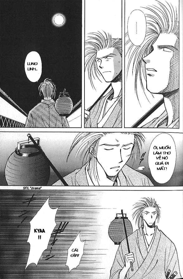 Soshite Haru No Tsuki chap 2 - Trang 4