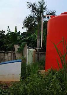 Filter air Rumah Tangga Air Keruh