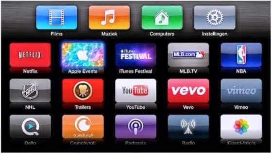 Apple Announces Live Stream iPad 5 Media Event on Apple TV