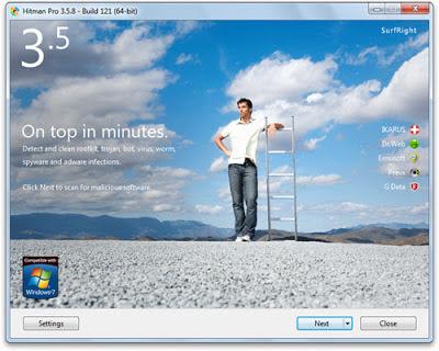 تحميل برنامج هيتمان تحميل برنامج هيتمان برو download hitman pro 3.7.3 Build 193