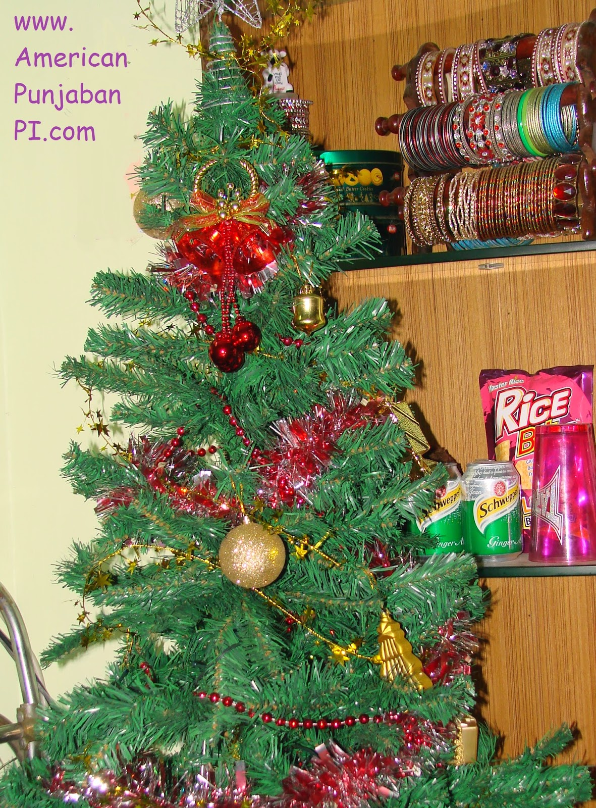 Christmas India Cross cultural marriage