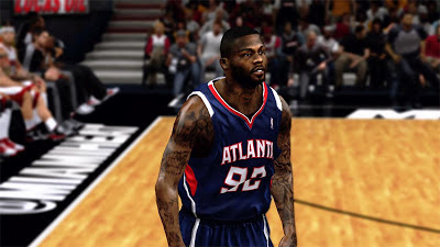 NBA 2K13 DeShawn Stevenson NBA2K Update