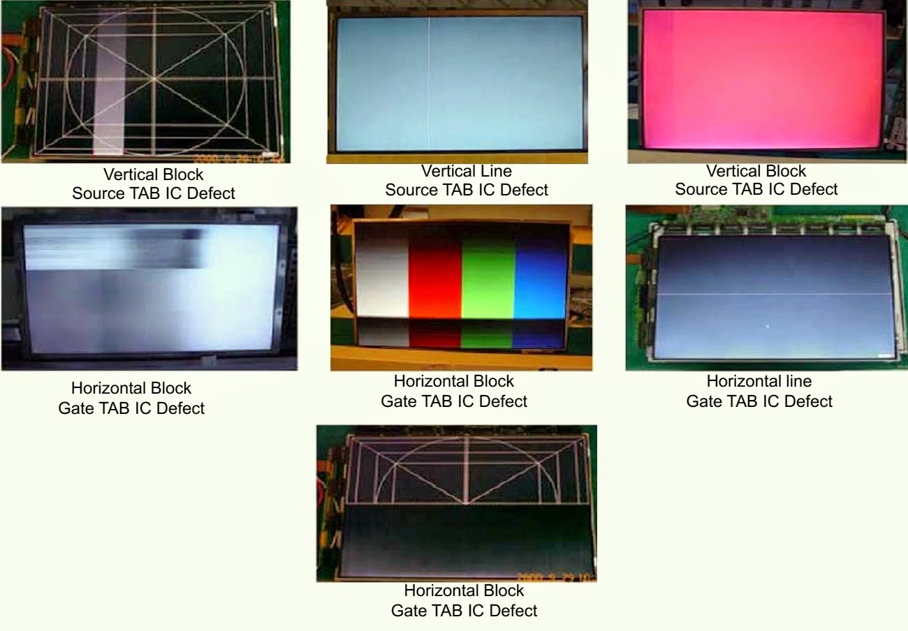 Electronic Circuit Repair Free Wiring Diagram For You Asus Vw223 Lcd Monitor Power Supply And Inverter Schematic Lg 55la965v Tv Screen Shots To Defective Display Tips