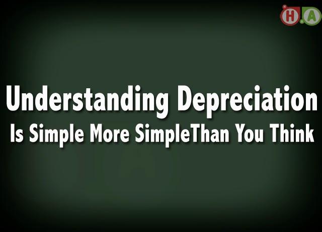 Understanding Depreciation Is Simple