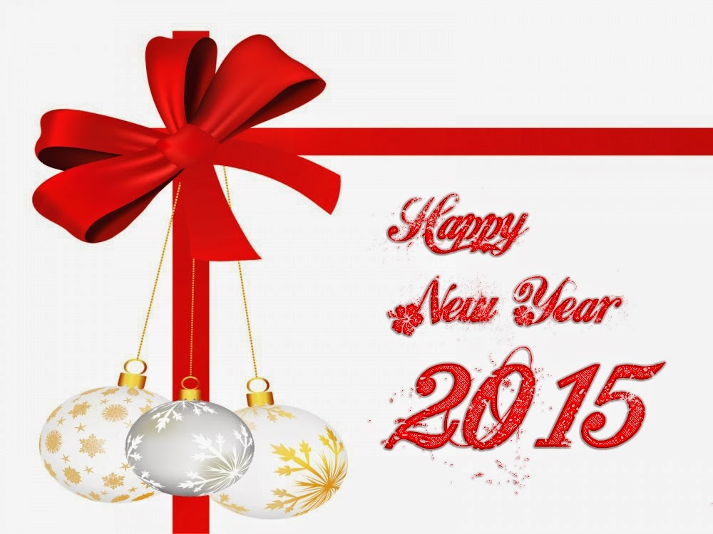 Christmas Happy New Year Wishes Cards 2015 Greetings Images