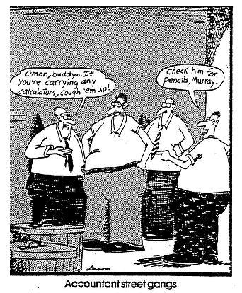Accountant Jokes