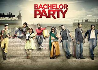 Bachelor Party (2012) Malayalam HDRip 400MB