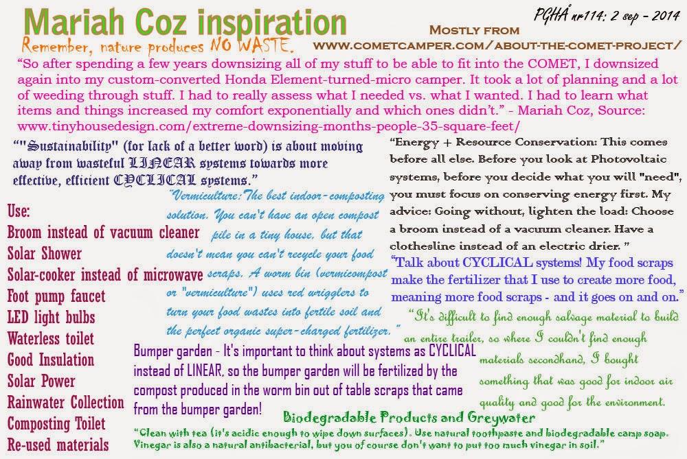Mariah Coz inspiration, Cometcamper.com