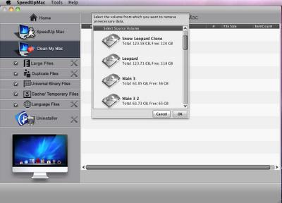 Clean my Mac-Speedup Mac