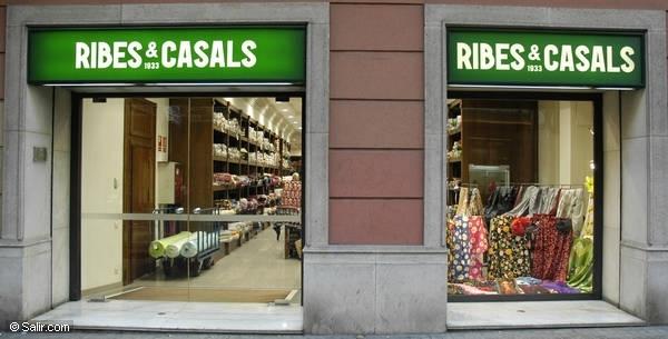 Aprendiz de Cosplayer: Listado de tiendas de Barcelona