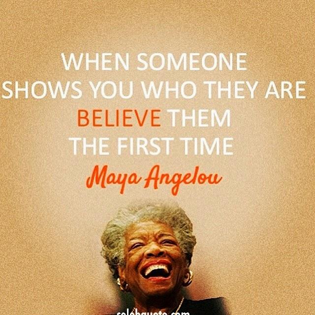 Maya Angelou Thesis Statement