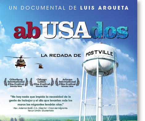 abUSAdos: La Redada de Postville - El nuevo documental de Luis Argueta