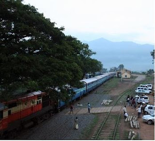 Experimental Halt for Trains extended by Konkan Railway