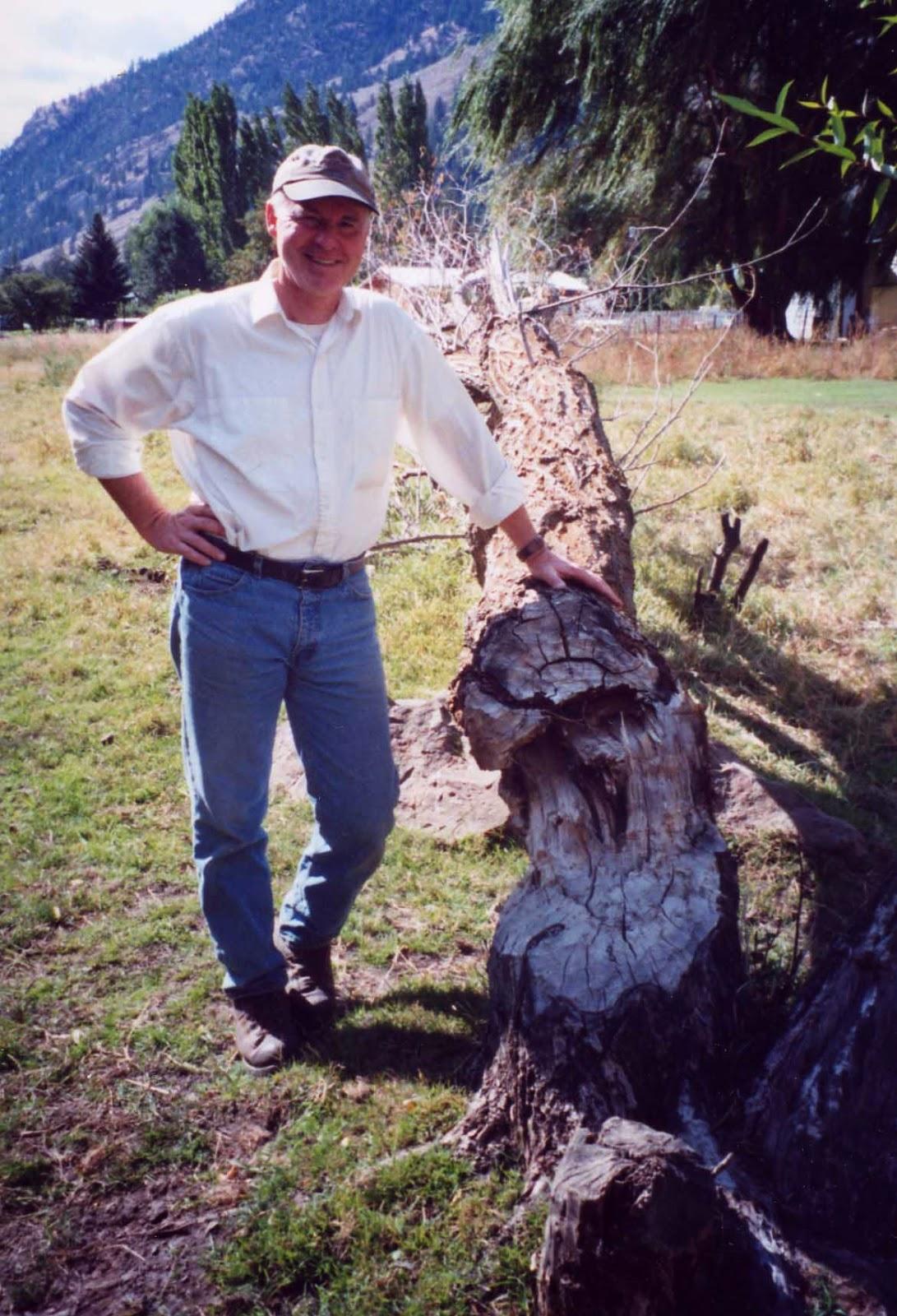 Okanagan Similkameen Stewardship: Gary Bowden