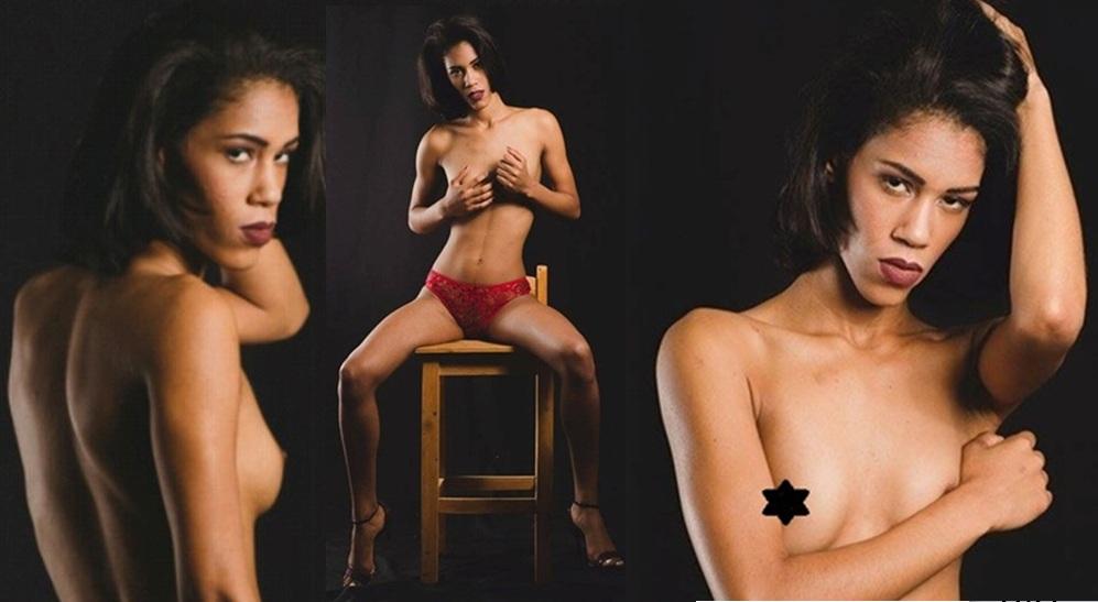 Modelo mineira faz ensaio sensual e leva internautas à loucura tamanha sua beleza