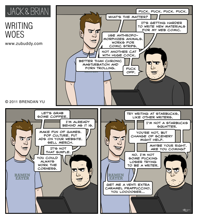 Writing Woes