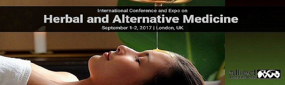 International Conference and Expo on Herbal & Alternative Medicine