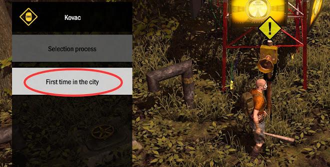 生存指南2第二關油瓶,生存指南2第一次去城市