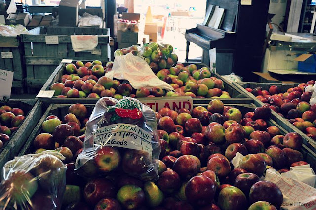 NY State apples