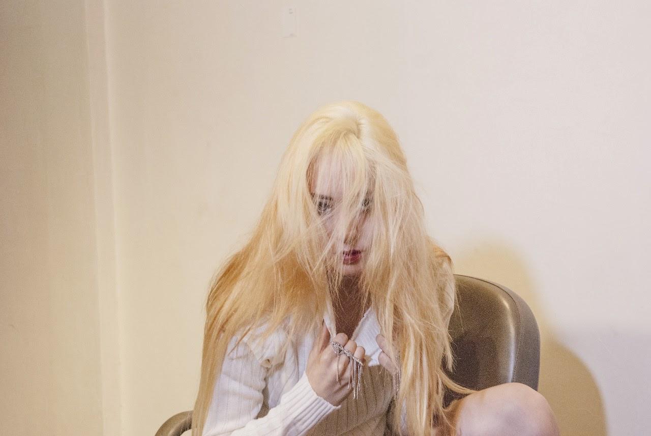 Krystal Jung f(x) Red Light Teasers