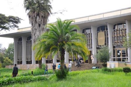 Université d'Addis Abeba (Ethiopie)