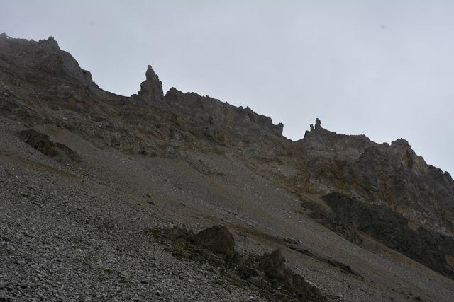 Bonanza Hike Kennicott mountains